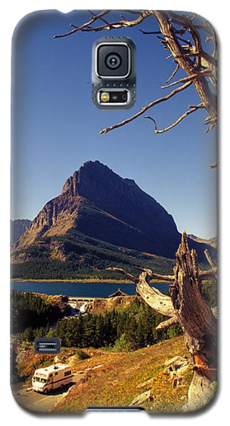 Galaxy S5 Case featuring the photograph Road To The Sun by Carl Purcell