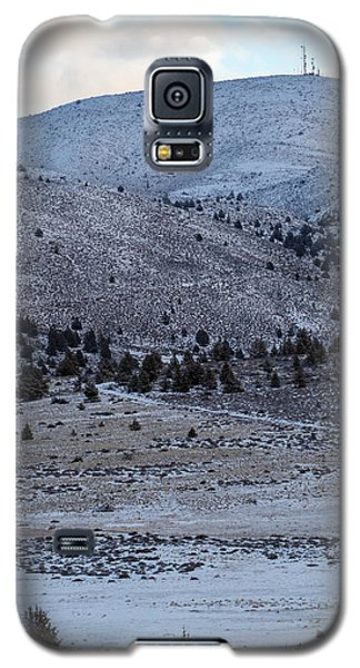 Road To The Top Of The World Galaxy S5 Case
