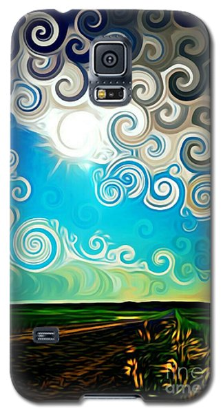 Road To Whimsy Galaxy S5 Case