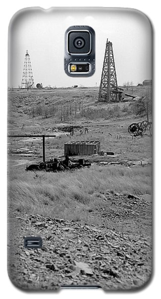 Road To Work Galaxy S5 Case by Larry Keahey