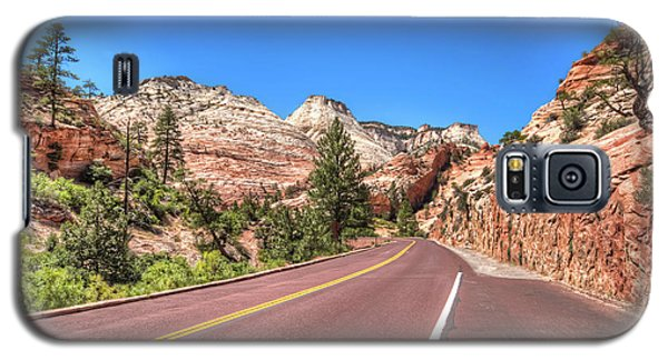 Road To Zion Galaxy S5 Case