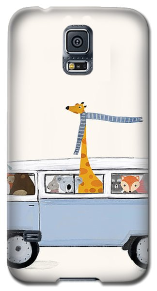 Koala Galaxy S5 Case - Road Trip by Bleu Bri