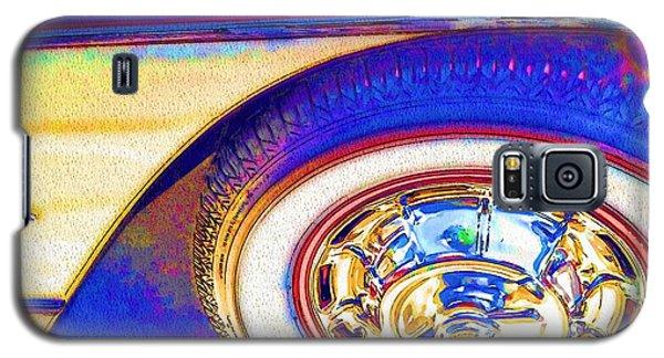 Road Trip Blues Galaxy S5 Case
