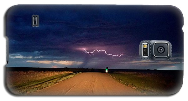Road Under The Storm Galaxy S5 Case