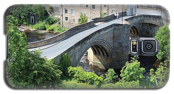 Roadbridge Over The River Tees Galaxy S5 Case