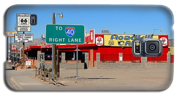 Roadkill Cafe, Route 66, Seligman Arizona Galaxy S5 Case