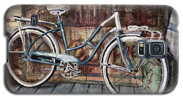Roadmaster Bicycle Galaxy S5 Case by Joey Agbayani