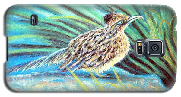 Roadrunner Fluffing Sold   Pastel Galaxy S5 Case by Antonia Citrino