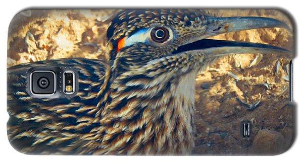 Roadrunner Portrait Galaxy S5 Case