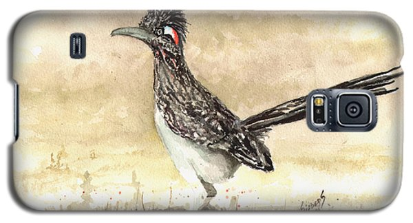 Roadrunner Galaxy S5 Case by Sam Sidders