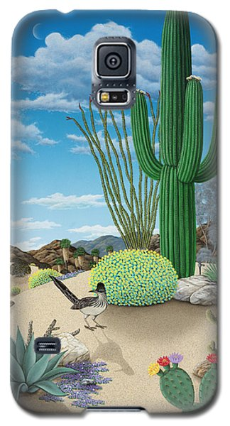 Roadrunner Galaxy S5 Case - Roadrunner by Snake Jagger