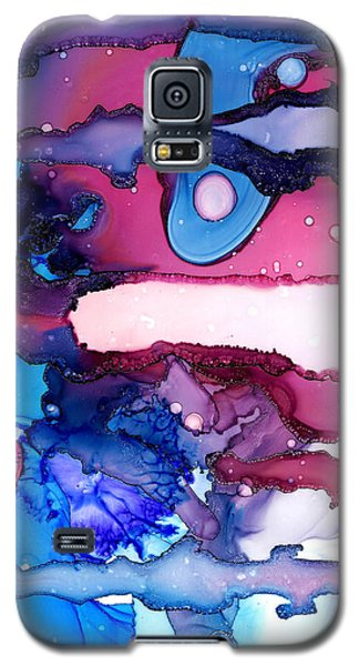 Roaming Free In The Valley Of The Elephants Galaxy S5 Case