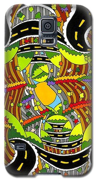 Roaming Galaxy S5 Case