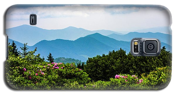 Roan Mountain Rhodos Galaxy S5 Case