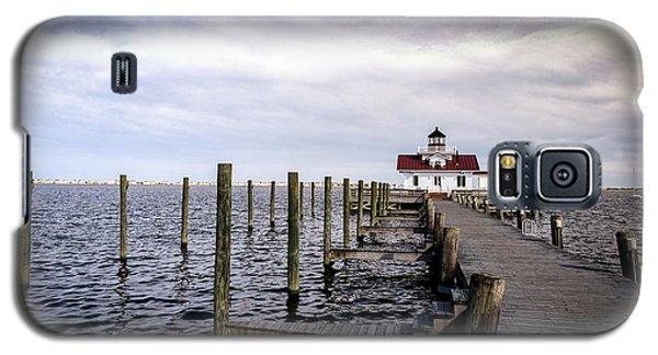 Roanoke Lighthouse - Manteo North Carolina Galaxy S5 Case