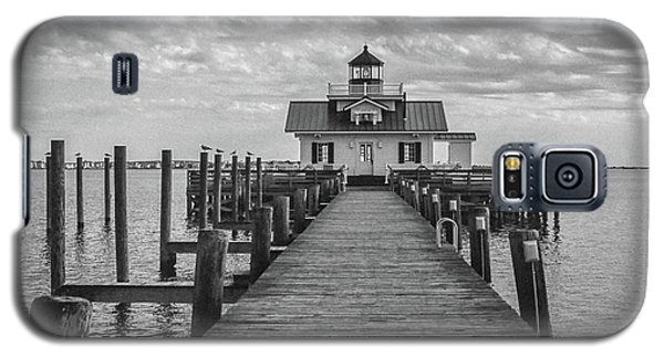 Roanoke Marshes Light Galaxy S5 Case