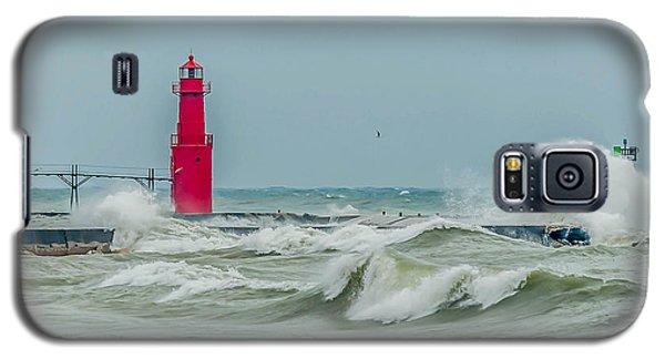 Roar From The Shore Galaxy S5 Case
