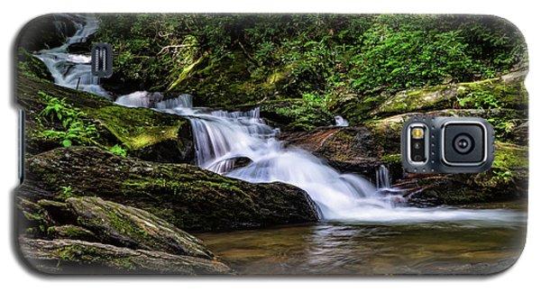 Roaring Fork Waterfall Galaxy S5 Case