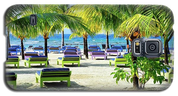 Roatan Island Resort Galaxy S5 Case