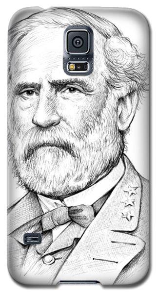 Robert E. Lee Galaxy S5 Case