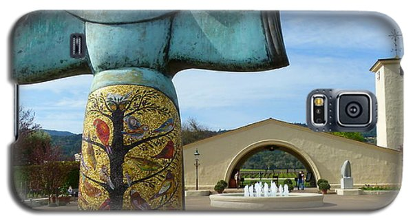 Robert Mondavi Winery And St. Francis Galaxy S5 Case