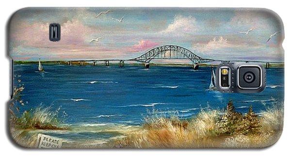 Robert Moses Bridge Galaxy S5 Case by Patrice Torrillo