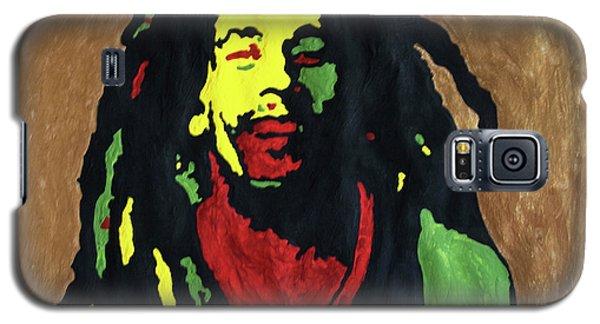 Robert Nesta Marley Galaxy S5 Case