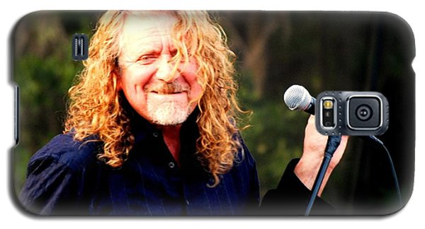 Robert Plant Galaxy S5 Case by Angela Murray