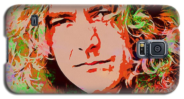Robert Plant Galaxy S5 Case by Sergey Lukashin