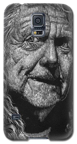 Robert Plant Galaxy S5 Case
