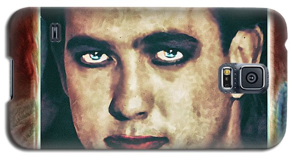 Robert Smith Music Galaxy S5 Case - Robert Smith Sometimes A Hundred Years by Robert Radmore