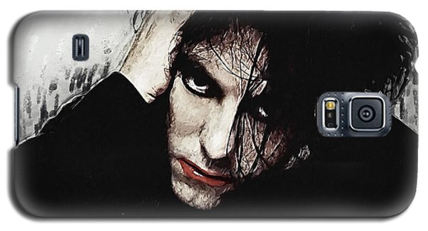 Robert Smith Music Galaxy S5 Case - Robert Smith - The Cure  by Zapista
