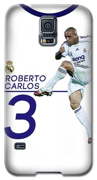 Roberto Carlos Galaxy S5 Case by Semih Yurdabak