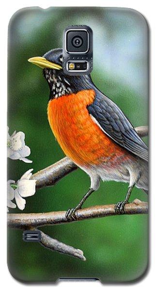 Robin Galaxy S5 Case