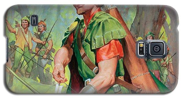 Robin Hood Galaxy S5 Case by James Edwin McConnell