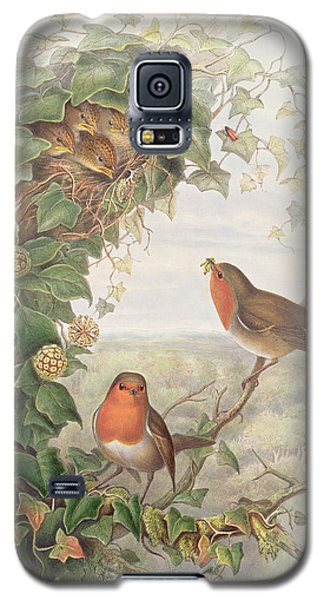 Robin Galaxy S5 Case by John Gould