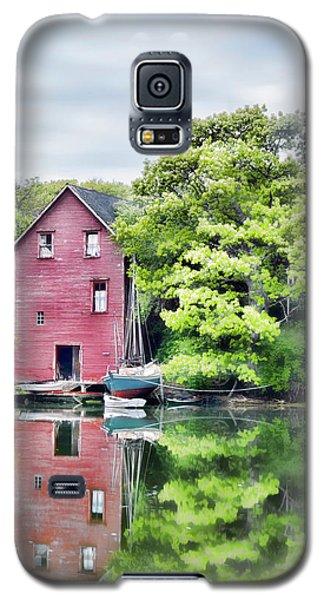 Robinhood Cove Galaxy S5 Case by Richard Bean