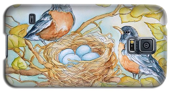 Robins Nest Galaxy S5 Case