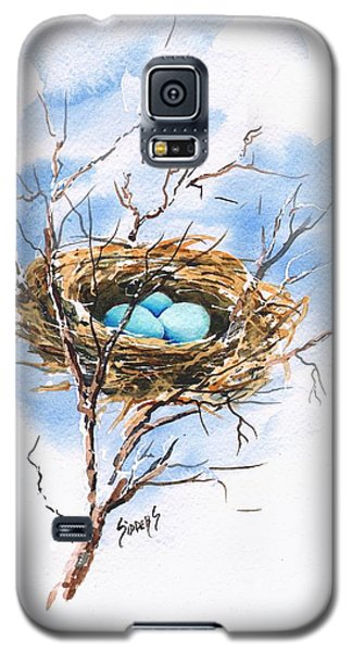 Robin's Nest Galaxy S5 Case