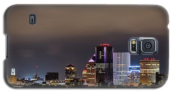 Rochester, Ny Lit Galaxy S5 Case
