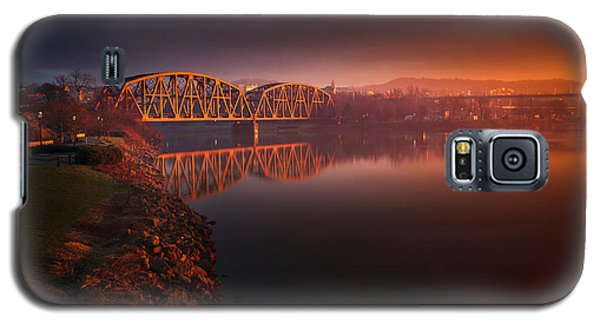 Rochester Train Bridge  Galaxy S5 Case