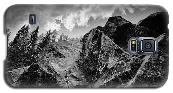 Rock #9542 Bw Version Galaxy S5 Case