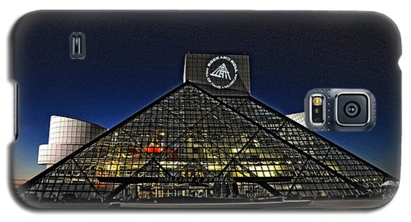 Rock And Roll Hall Of Fame - Cleveland Ohio - 5 Galaxy S5 Case