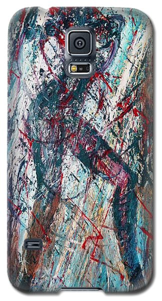 Rock And Roll Galaxy S5 Case