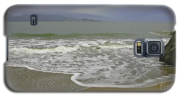 Rock And Sand Galaxy S5 Case