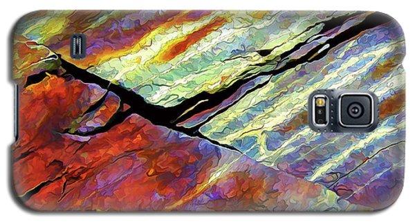 Rock Art 16 Galaxy S5 Case