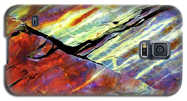 Galaxy S5 Case featuring the photograph Rock Art 16 by ABeautifulSky Photography