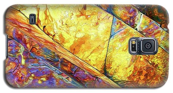 Rock Art 23 Galaxy S5 Case