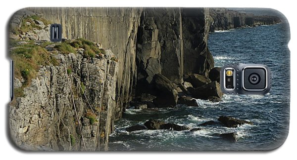 Rock Climbing Burren Galaxy S5 Case