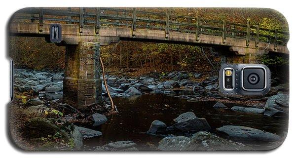 Rock Creek Park Bridge Galaxy S5 Case